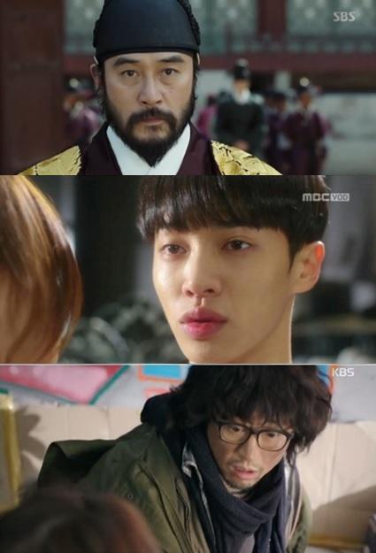 월화드라마 '동네변호사 조들호', '대박', '몬스터'
