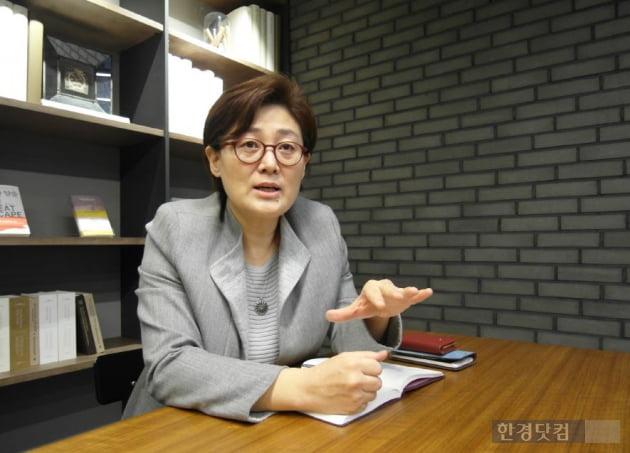 원성연 SK D&D 상무(사진=김하나 기자)