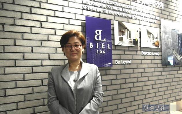 원성연 SK D&D상무 (사진= 김하나 기자)