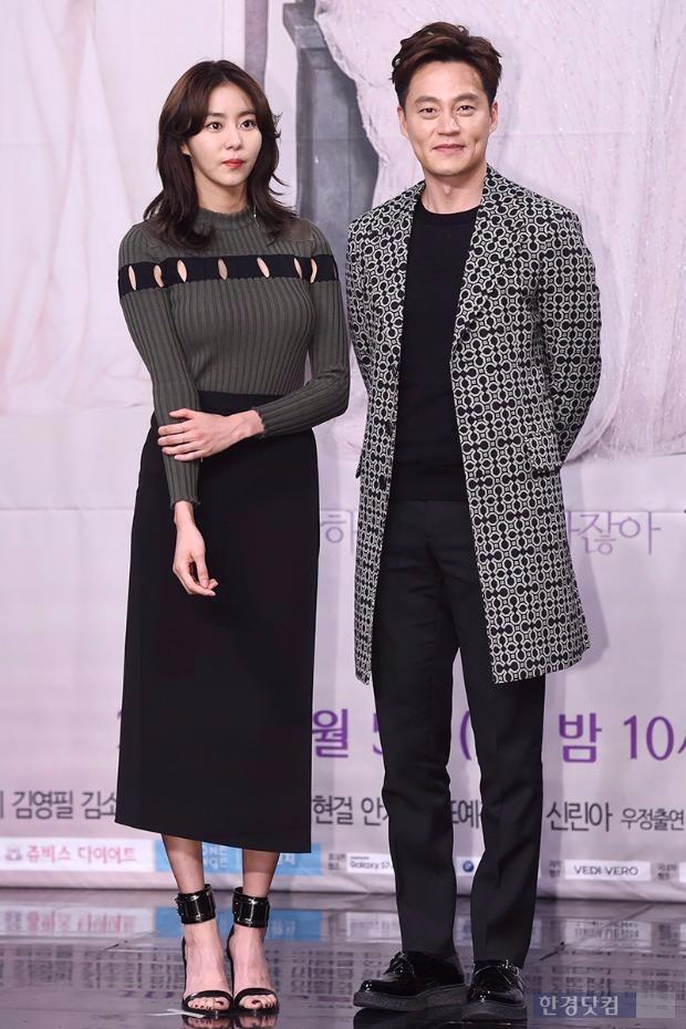'결혼계약' 이서진 유이 /사진=변성현 기자