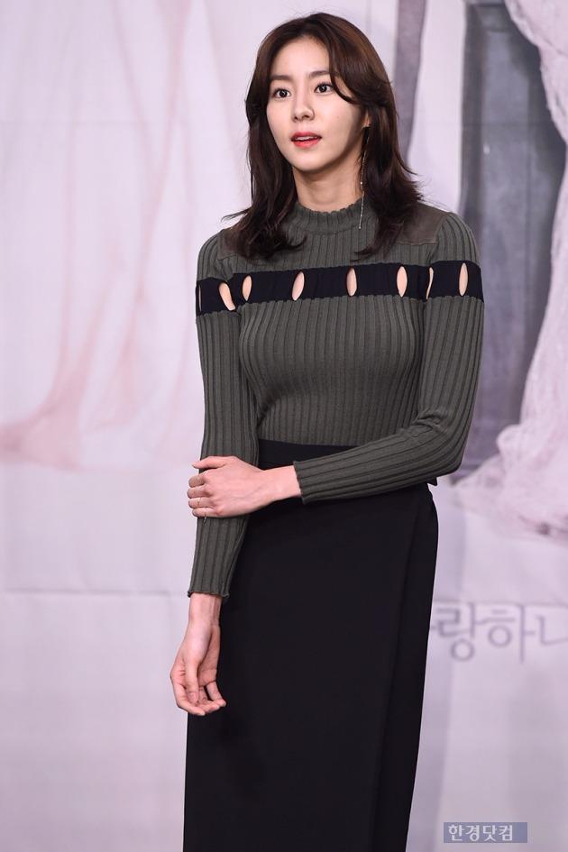'결혼계약' 유이 / 사진 = 변성현 기자