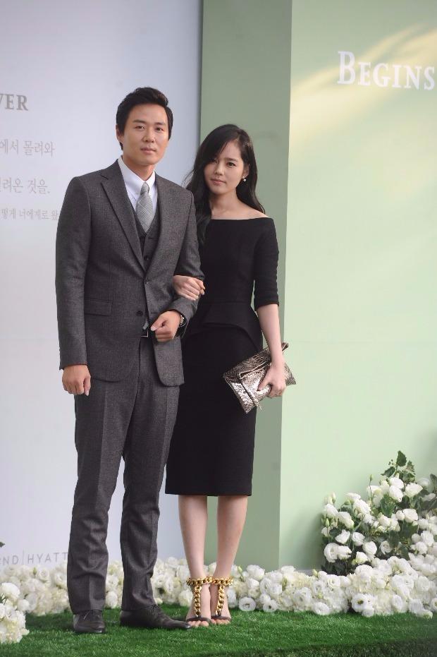 한가인-연정훈 부부, 13일 득녀/ 사진 = 한경DB