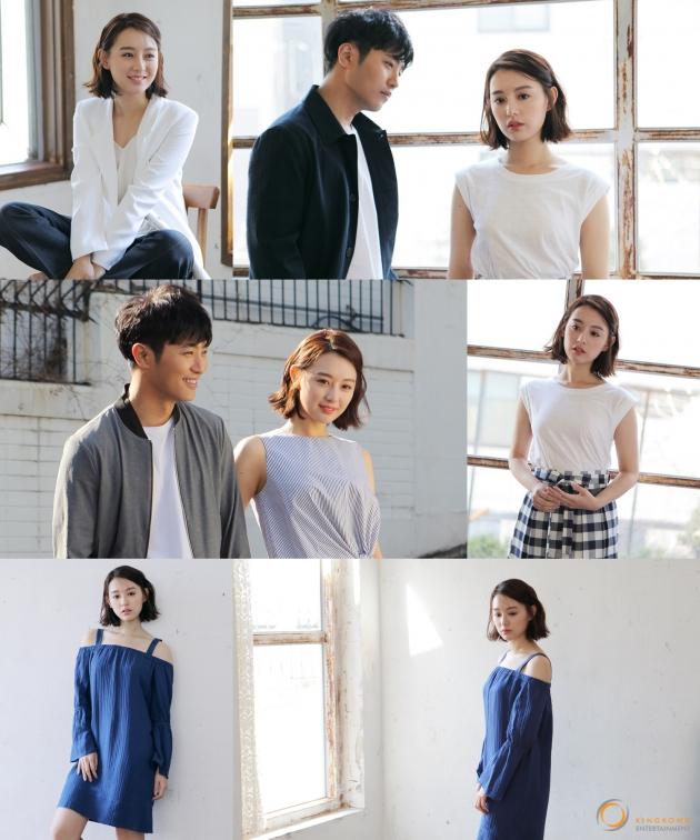 '태양의 후예' 김지원 진구 구원커플 /킹콩엔터테인먼트
