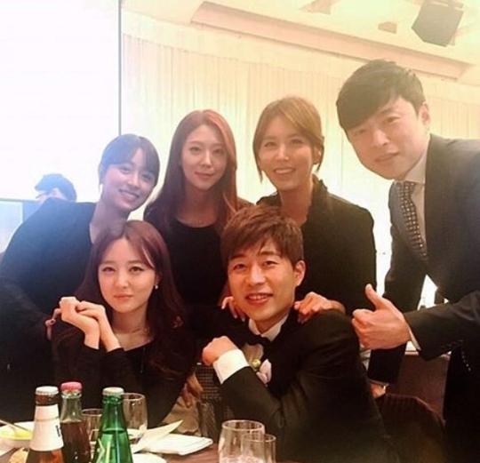'오상진과 열애' 김소영 '오상진과 열애' 김소영 / 김소영 SNS