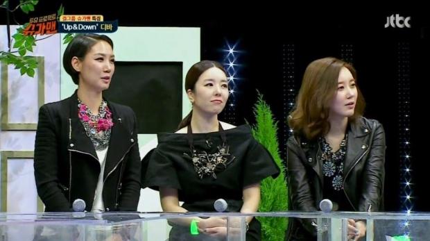 '슈가맨' 디바 / 사진 = JTBC 방송화면