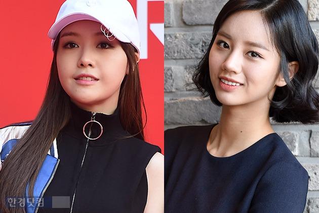 민아, '야수의 미녀' 캐스팅 혜리 '딴따라' 뒤 잇는다 /한경DB