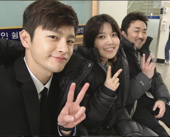'38사기동대' 수영 서인국 마동석