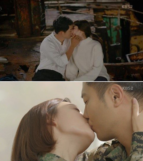 '태양의 후예' 종영, 마지막회 시청률 38% 돌파