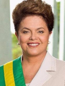 호세프 브라질 대통령 탄핵안 통과 /사진=호세프 대통령 트위터