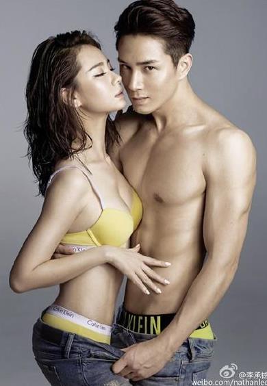 테이크 이승현-치웨이 부부 화보 /웨이보
