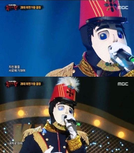음악대장 복면가왕 '일상으로의 초대' / 사진 = MBC 방송 캡처