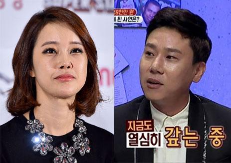 백지영 이상민 / 사진 = 한경DB·채널A 방송 캡처