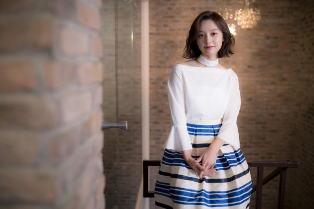 배우 김지원 인터뷰 / 사진 = 킹콩엔터테인먼트 제공