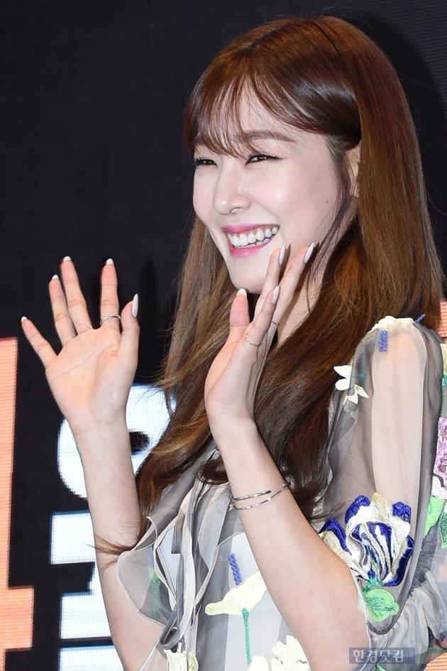 '언니들의 슬램덩크' 티파니 / 사진 = 변성현 기자