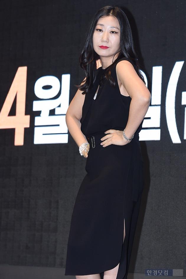'언니들의 슬램덩크' 라미란 / 사진 = 변성현 기자