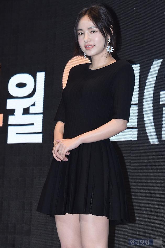 '언니들의 슬램덩크' 민효린 / 사진 = 변성현 기자
