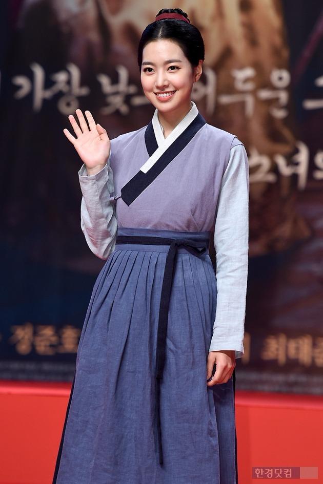 '옥중화' 진세연 /사진 변성현 기자