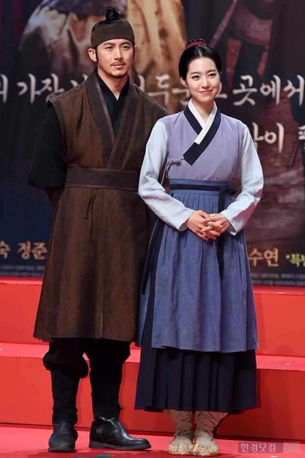'옥중화' 고수 진세연 /사진=변성현 기자
