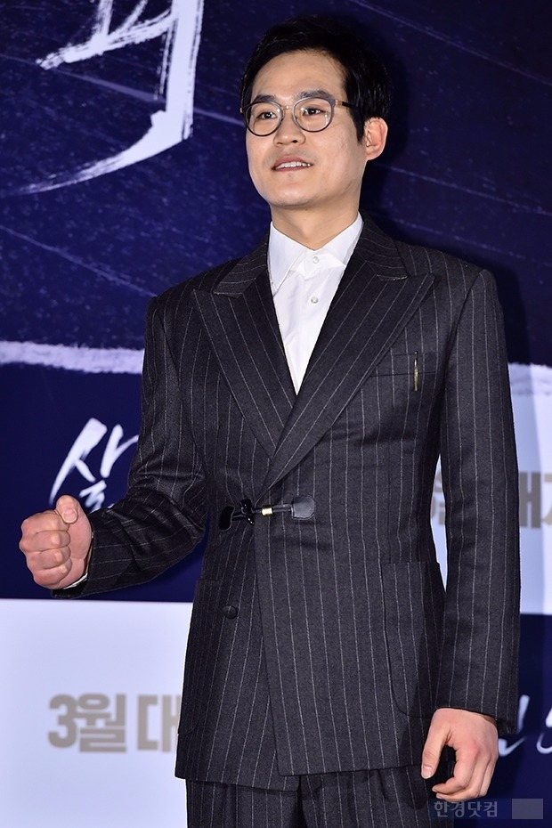 '탐정 홍길동' 김성균 '탐정 홍길동' 김성균 / 사진 = 한경DB