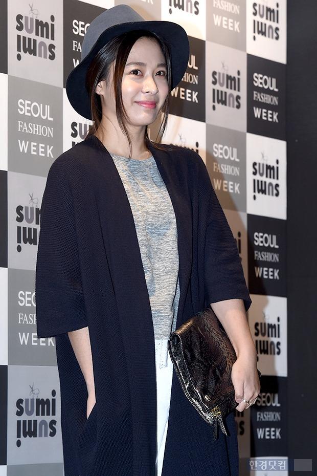 윤세영 감독과 결혼 박희본 /한경Db