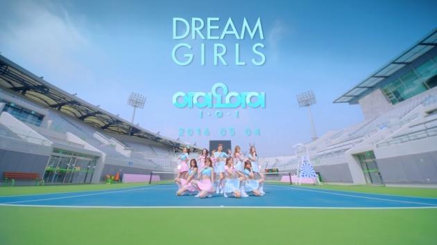 I.O.I(아이오아이) 'Dream Girls' 티저