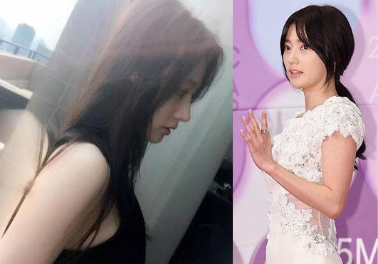 송하윤 JYP와 재계약 / 사진 = 한경DB·송하윤SNS