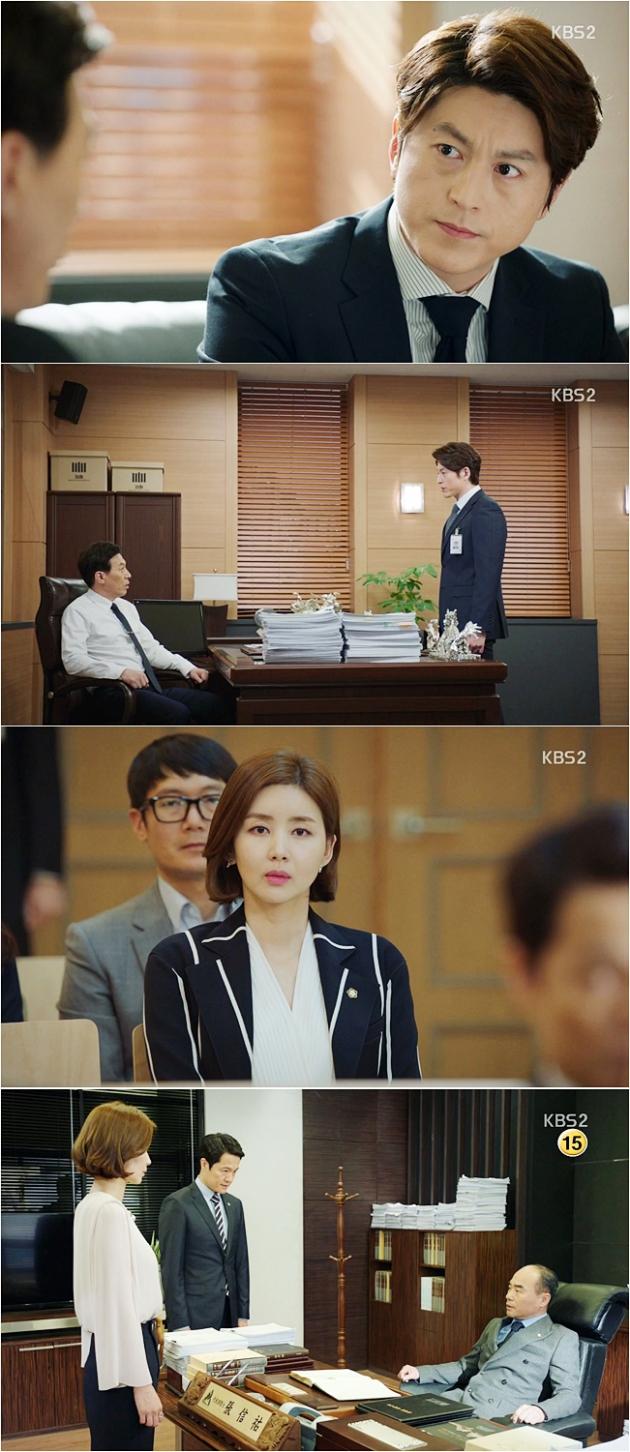'동네변호사 조들호' 박신양 류수영 박솔미