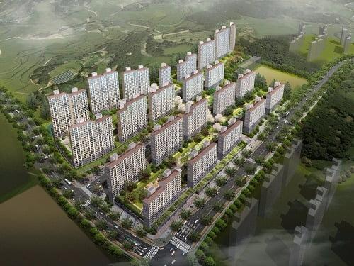 경북도청신도시 동일스위트