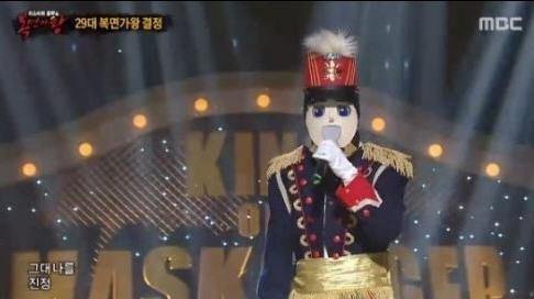 음악대장 하현우 / 사진=MBC '일밤-복면가왕' 방송화면 캡처