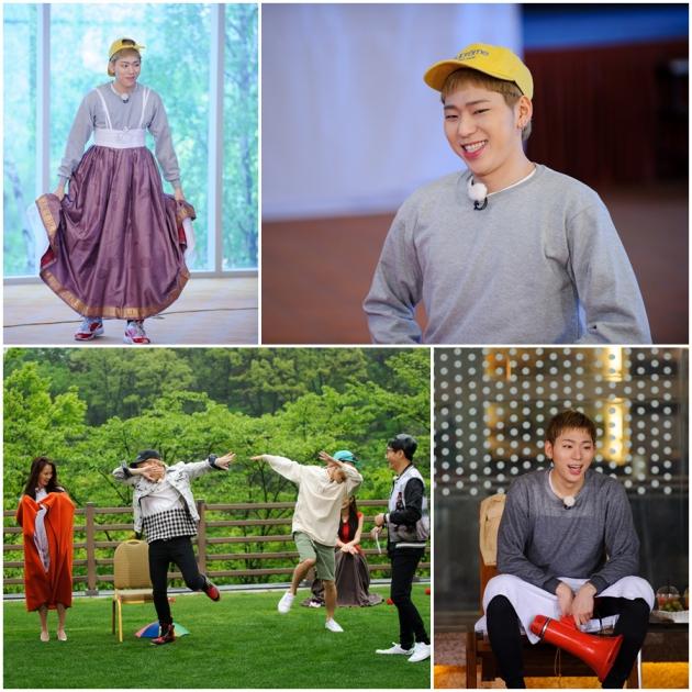 '런닝맨' 지코 출연 /SBS