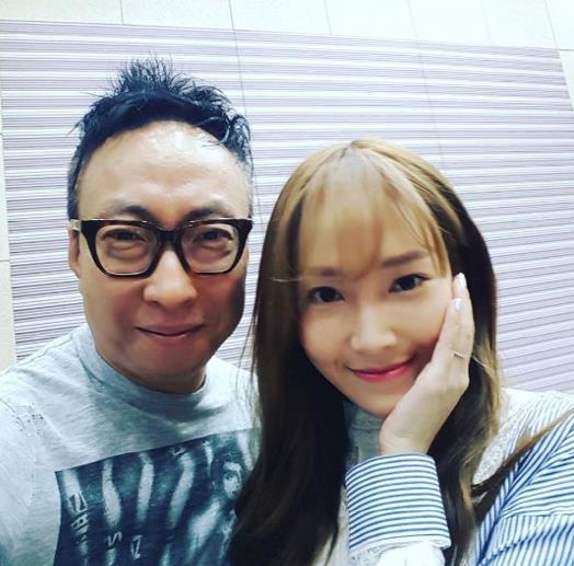 박명수 제시카 /박명수 인스타그램