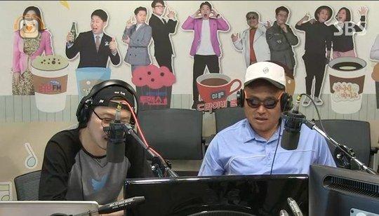 김흥국, 강남역 묻지마 살인 언급 / SBS 방송 캡처