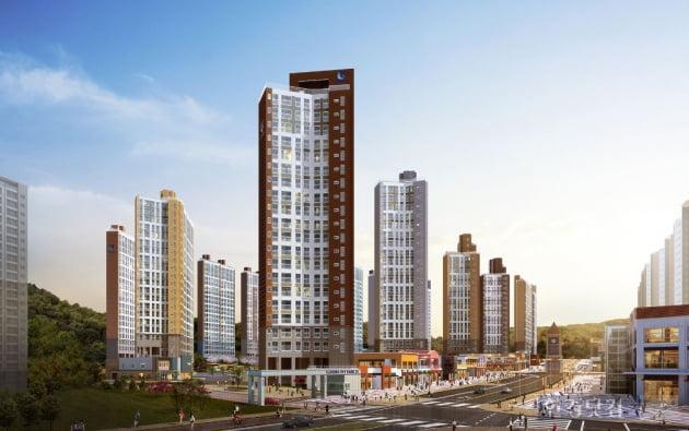 동탄2신도시 반도유보라 아이비파크 10.0