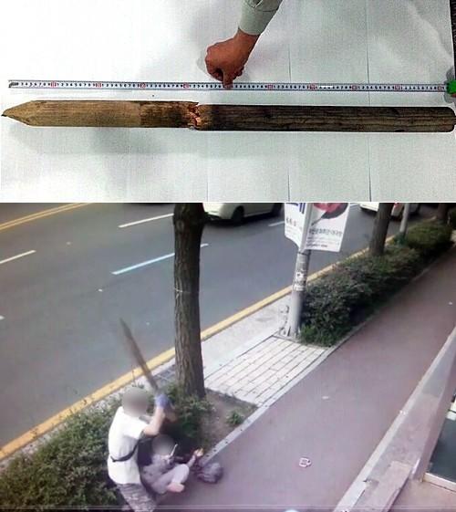부산서 묻지마 폭행 / 사진제공 = 부산동래경찰서