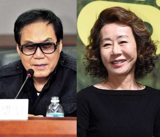 조영남 윤여정 / 사진 = MBC 제공·한경DB