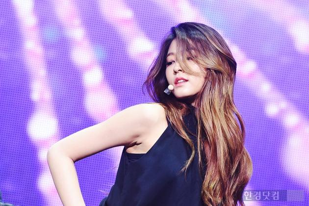 AOA 설현, '부정할 수 없는 대세 미모'