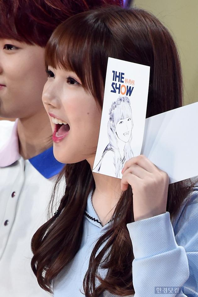 여자친구 예린, '그림보다 더 예쁜 미모~'