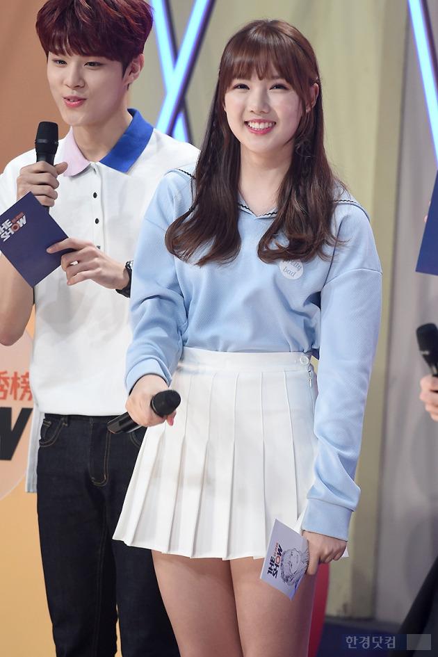 여자친구 예린, '깜찍한 미소가 사랑스러워~'