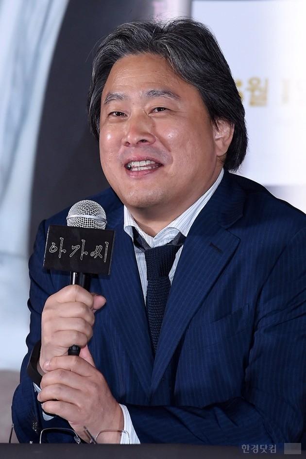 '아가씨' 박찬욱 감독 / 사진 = 변성현 기자