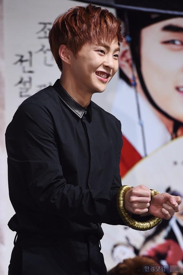 '봉이 김선달' 시우민 /사진 최혁 기자