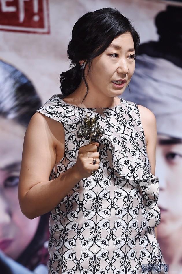 '봉이 김선달' 라미란 /사진=최혁 기자