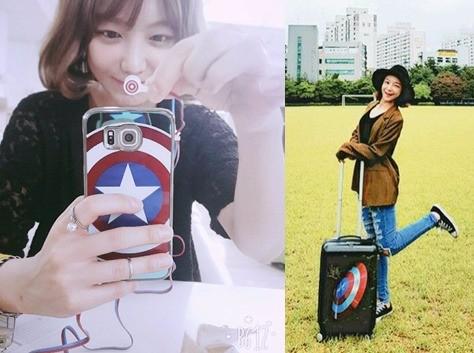 배우 신소율 /신소율 인스타그램
