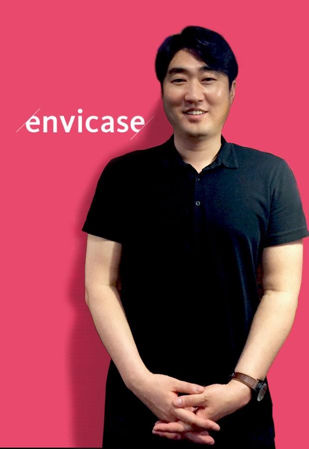 장문영 엔비케이스 CEO