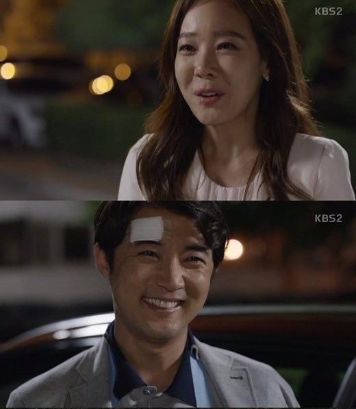 '아이가다섯' 소유진-안재욱/사진=KBS '아이가다섯' 방송화면