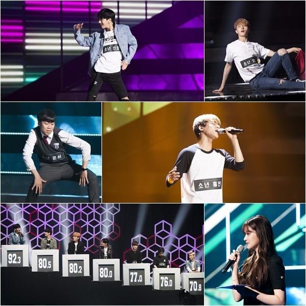 Mnet 유닛 서바이벌 '소년24'