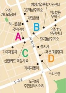구 역삼세무서 사거리 중소형 빌딩 실거래 사례 및 추천매물