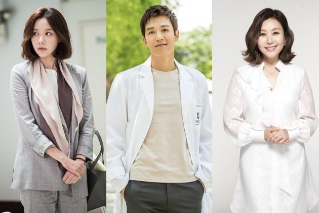 '닥터스', '원티드'에 출연 중인 '펀치' 배우들 /SBS