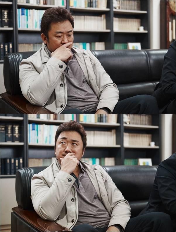 '38사기동대' 마동석