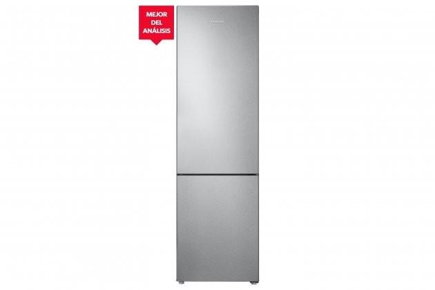 스페인 '오시유 콤프라 마에스트라(OCU-Compra Maestra)에서 1위로 평가된 삼성 BMF(Bottom-Mounted Freezer) 타입 냉장고 'RB37J5018SA'/ 제공 삼성전자