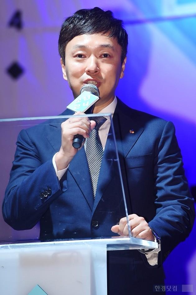 '소년24' CJ E&M 안석준 음악부문 대표 /사진=최셕 기자
